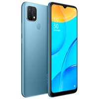 Original Oppo A35 4G Mobile Phone 4GB RAM 64GB 128GB ROM Helio P35 Octa Core Android 6.52 inches Full Screen 13MP AI 4230mAh Face ID Fingerprint Smart Cellphone