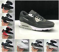 2021 Nuevos 90s zapatos deportivos baratos 90 hombres mujeres negro blanco infrarrojo recraimiento Royal Denham zapatillas al aire libre zapatillas de deporte clásico zapatos zapatos de jogging entrenadores