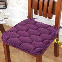 Подушка / декоративная подушка сплошной зимний стул подушки удобные сиденья колодки столовые стул подковы мягкий сидеть домой декор