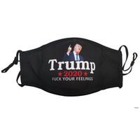 Trump Face Máscara Trump American Eleição Suprimentos Faça América Grande Nova Máscaras Ajustável Máscara Esporte Máscara de Ciclismo FWE6844