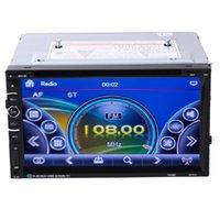 7in 2Din Double DIN Android HD Car Stereo DVD Multimedia Player Digitaler Touchcreen GPS + 8GTF AM / FM Radio Fernbedienung Zubehör