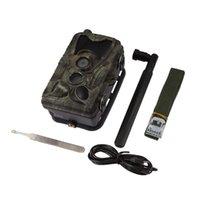 كاميرات الصيد HC900PRO 4K 30FPS Live Trail Light Camera Service Cloud Service 4G الخلوية Mobile 30MP Wireless Wildlife Video Surveillance