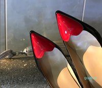 fashion-So Kate Styles 8cm 10cm 12cm Women love High Heels Shoes Red Bottom Nude Color Genuine Leather Point Toe Pumps Rubber