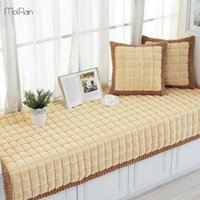 Carpets Warm Plush Rug For Living Room Decor 2021 Winter Bay Window Seat Mats Yoga Mat Thick Bedroom Kids Rugs