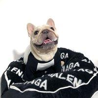 애완 동물 담요 작은 발 인쇄 수건 고양이 개 개집 펜 양털 부드러운 따뜻한 사랑스러운 침대 쿠션 매트 커버 22 색 DBC