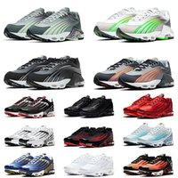 nike air max airmax tuned tn plus 3 Tuned Plus Tn 3 Top Qualité Triple Noir Chaussures De Course TOUS Blanc Deep Royal Topaz Or Hommes Femmes Crimson Rouge Tns Baskets Baskets