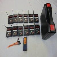 ZZy Smart Key Afstandsbediening Speciale effecten Vuurwerk Firing System Transmitter Elektrisch 48 Cues Wedding Stage Security Product Surveillance Copper Wire