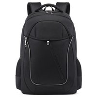 Outdoor Bags Supply Business Backpack Male Multi-Function Korean Version Of The Notebook Travel Computer Bag School Black