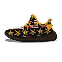 Venta al por mayor Impresión personalizada Zapatillas para correr Lone Star Star Pure Texan Beer Logo Hombres para mujer Casual al aire libre Deportes Zapatillas deportivas Caminar Gimnasios Entrenadores Ligeros Ligeros