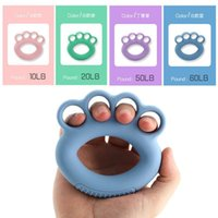 Decompression Toy Silicone Hand Grip Rubber Home Fitness Exerciser Strength Training Toys
