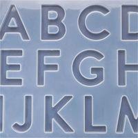 1 pcs inglês alfabeto resina moldes números de silicone letra epóxi resina moldes letter moldes para jóias diy fazendo conclusões 1488 Q2