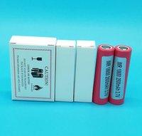 300pcs Haute Qualité INR 25R 30Q VTC4 VTC5 VTC6 He2 He4 HG2 18650 Batterie 2100mAh 2500mAh 2600mAh 3000mah 3000mah 37V Lithium rechargeable