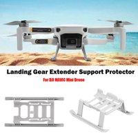 착륙 기어 확장 DJI Mavic Mini Drone 내밀리 및 안정된 상승 무인 항공기 부품 용 다리 높이 익스텐더 보호 장치