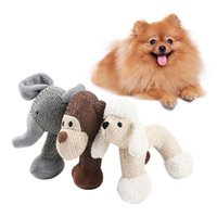 Dog Toys & Chews Pets Supplies Chew For Small Large Dogs Bite Resistant Squeaky Duck Interactive Squeak Puppy Toy