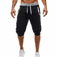 Men Camouflage Shorts Casual Male Military Cargo Knee Length...