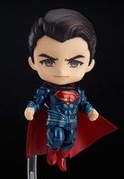 Фильм Бэтмен против Супермена Фигурки могут изменить лицо PVC Mini версии коллекционной модели игрушки