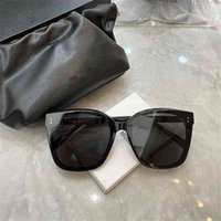 Gafas de sol de moda 2021 gafas de gafas de gafas de gabeta suave de gran tamaño de acetato de acetato de polarización UV400 Lentes marco de gafas para mujeres hombres con caso
