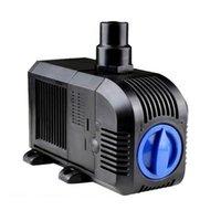 Nuonuowell Series Aquarium Pompe de naufrage 7W / 8W / 20W / 25W / 35W / 45W pour le réservoir de poisson Circulation d'eau Choisissez des pompes à air Accessoires