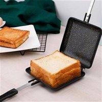 Pişirme Kalıpları Sandviç Snack Kahvaltı Kalıp Kek Barbekü DIY Waffle Cihaz Makinesi Makinesi Çerez Kesici Kek