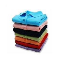 Hombres Big Pequeño Caballo Cocodrilo Bordado Algodón Polo Slim Fit Fit High Quality Jerseys Marcas Camisa de manga corta T verano 21 Color S-5XL