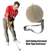 Golf Training Aids Intelligent Impact Ball Swing Instructor Practice Posture Correction Tool MC889