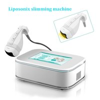 New Techology ultrasound slimming machine liposonix lose weight slim machines fast fat removal instant effective lipo hifu beauty equipment
