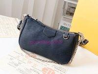 여성 손 가방 디자이너 크로스 바디 가방 남자 공식 지갑 패션 클래식 4 색 고품질 일반 핸드백