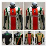 S-XXL 2021 Palestina Jersey 21 22 22 Survace de Qualidade Tailandesa Palestinian Palestinos Palestino Rosende Futebol
