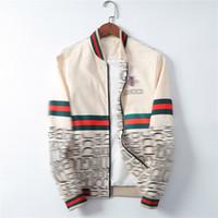 2021 стиль дизайнерских мужчин бренд куртка зимняя осень роскошь высококачественное пальто мужские длинные рукава открытый одежда одежда женская одежда Европа америка влюбленные одежда