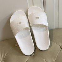고품질 가죽 샌들 여성 럭셔리 데스러스 슬리퍼 패션 얇은 플립 플롭 브랜드 신발 라이디 신발 샌들 오리발 크기 35-46