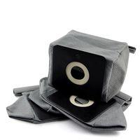 Evrensel Süpürge Çanta Kullanımlık Çanta Ev Toz Bez Depolama