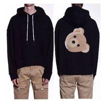 2021 Kleidung Homme Hooded Herren Frauen High Street Print Hoodies Pullover Winter Sweatshirts Pullover