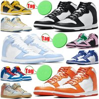 With Tag sb dunk men women running shoes high Black White Syracuse Game Royal Aluminum Invert Celtics dunks Atlas mens womens trainers sports sneakers