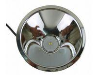 XPG 고전력 LED 광원 반사경 전조등 특수 알루미늄 램프 컵 78mm 직경 3.7V-6V 3-15W