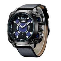 Orologio da polso Trade / Oulm Cintura singola singola cinghia da uomo HP3705