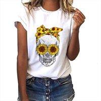 및 여성 vouge 두개골 면화 남성 티셔츠 오 셔츠 짧은 소매 여름 간단한 탑 캐주얼 hipster 그래픽 shir