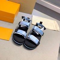Arcade плоские сандалии Унисекс Женщины Мужчины Летние Спортивный Спортивный Стиль Обувь С Крюком и Летством Легко носить