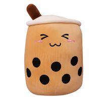 24cm Pearl milk tea cup plush toy Boba Pillow Doll Ragdoll Children Girls Gift Cute Christmas gifts