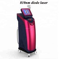Tüm cilt tipi güzellik ekipmanları için yüksek kaliteli 810nm diyot lazer epilasyon makinesi CE onayı