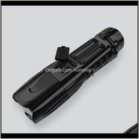 Flashlights Torches Powerful Led Xhp 90 Highpower With Battery 26650 Torch 5 Modes 2000Lm Lumen Waterproof G3 180 W2 Bqtww B2Fpg