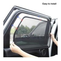 Car Sunshade For Explorer 2021-2021 Sun Shade Magnets Mesh Curtain Front Windshield Window Windscreen Block UV Protection