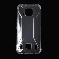 Cas de téléphone transparent pour Doogee X95 N20 PRO S88 S95 SOFT TPU Couvercle en silicone Silicone Case antichoc mobile Accessoires