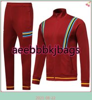 2021 2022 Football Tarcksuit Football Jacket 21/22 Camiseta de futbol Maillot de pied