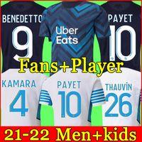 Fußballtrikot 22 21 2022 2021 Fußball trikot Fußballtrikots Männer + Kinder Trikot Dritter