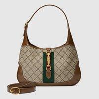 Marka Klasik Bayanlar Omuz Çantaları Çanta Lüks Tasarımcı Crossbody Çanta Küçük Boyutu: 28 Ayrılabilir Omuzlar Kayış PVC ve Deri Kumaş Mektubu Logosu