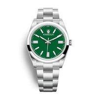 AII ins -2021 montre دي luxe رجل الساعات الآلات التلقائية ساعة 41 ملليمتر الفولاذ المقاوم للصدأ سوبر المعصم مان ساعة اليد