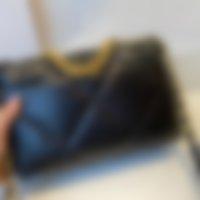 الرقم التسلسلي مصمم فاخر 19 حقيبة يد النساء الشهيرة أكياس رفرف حقائب المرأة جلدية حقيبة الكتف الإناث