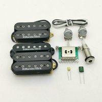 Ibanez Guitar Dimarzioibz Alnico5 Pickup per chitarra RG2550 / RG2570 HSH Pickup per chitarra elettrica N / m / B 1 set + parti