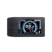 Tongsheng Tsdz 2 Moyen-Drive Moteur LCD Affichage 500C Couleur Écran Affichage pour le kit de conversion de vélo à vélos électriciens