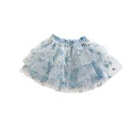 Jupes Girl Girls Enfants Vêtements bébé Vêtements d'été Dentelle Princesse Tutu Pettiskirt Robe B5509